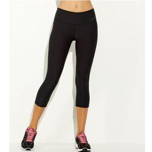 Nike sculpt dri fit crop leggings